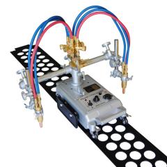 Рельсовая машина для резки крупного материала – с двойным резаком