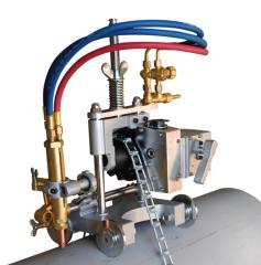 Машина для газовой резки труб с цепью ZK50S