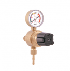 Регулятор давления с рукояткой для сухого воздуха