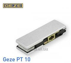 Аксессуары  для стеклянных дверей Geze: PT10; PT20; PT24; PT30; PL50; PT40; US50
