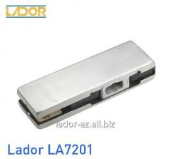 Аксессуары  для стеклянных дверей Lador: L- A7201; L- A7101; L- A7802; L- A7301; L- A7502