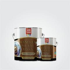 PAINT FOR METALS - HAMMER 0.75kg
