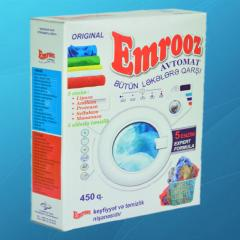 Washing powder Emruz
