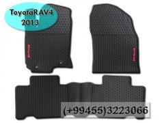 Toyota Rav4 2013 üçün ayaqaltilar.