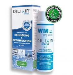 Aqualink XlorDioksid məhlulu.