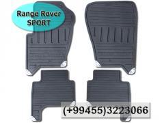 Range Rover Sport üçün ayaqaltılar,  Коврики для Range Rover Sport.