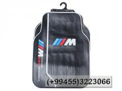 BMW üçün M ayaqaltılar, Коврики M для BMW.