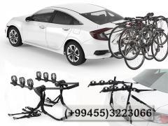 Velosipedləri aparmaq üçün cıhaz.3 velosiped aparmaq olur, Приспособление для перевозки велосипедов. Вмещаются 3 велосипеда.
