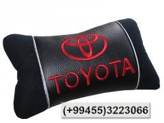 Toyota üçün yastıqlar, Подушки для Toyota .
