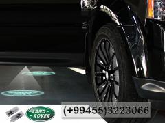 Land Rover üçün lazer loqotipləri , Лазерные логотипы для Land Rover.
