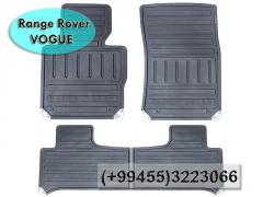 Range Rover Vogue üçün ayaqaltilar,Коврики для Range Rover Vogue .