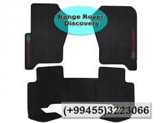 Range Rover Discovery üçün silikon ayaqaltilar,Силиконовые коврики для Range Rover Discovery .
