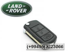 Range Rover açar korpusu,Корпус ключа для Range Rover.