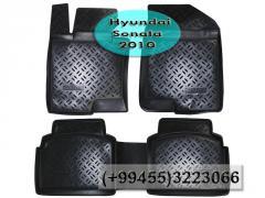 Hyundai Sonata 2010 və hər növ avtomobil üçün poliuretan ayaqaltilar,Полиуретановые коврики для Hyundai Sonata 2010 и всех видов авто.