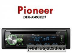 Pioneer DEH-X4950BT.