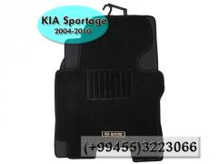Kia Sportage 2004-2010 üçün kovrolit , Коврики для Kia Sportage 2004-2010.