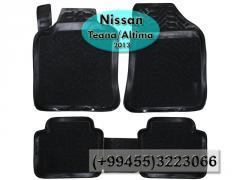 Nissan Teana 2013 və Nissan Altima 2013 üçün poliuretan və kovrolit ayaqaltılar