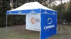 Mobil çadırlar 3Х4.5 M SLİM PROF