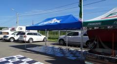 Mobil çadır 3Х6 M HARD PROF
