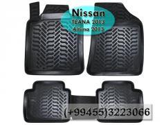 Nissan Teana 2013 və Altima 2013 üçün poliuretan ayaqaltılar