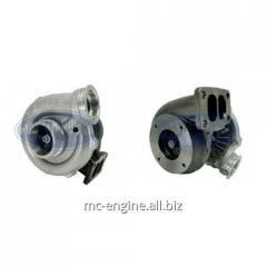 Turbocompressor of Master Power MP350S: IVECO 490