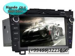 Honda CR-V 2007-2011 üçün DVD- monitor,  DVD- монитор для Honda CR-V 2007-2011.