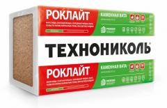 Thermal insulation of TechnoNIKOL