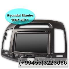 Hyundai Elantra 2007-2011 üçün DVD- monitor,DVD- монитор для Hyundai Elantra 2007-2011.
