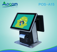 POS терминал POS-A15 black VFD display 2GB Ram. Ocom, Touch screen