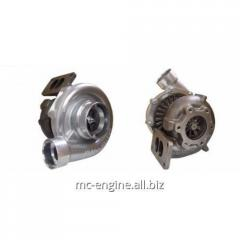 Турбокомпрессор Master Power MP500: OM501LA E3, ACTROS 2546/ACTROS 2646/ACTROS 4844. Двигатель: OM501LA E3