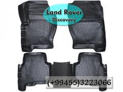 Land Rover Discovery üçün poliuretan ayaqaltilar,Полиуретановые коврики для Land Rover Discovery .