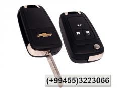 Chevrolet açar korpusu, Корпус ключа для Chevrolet .