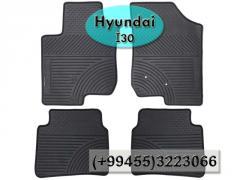 Hyundai İ30 üçün silikon ayaqaltilar,  Силиконовые коврики для Hyundai İ30 .
