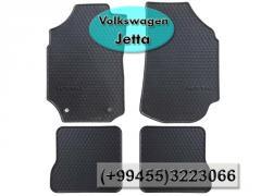 Volkswagen Jetta silikon ayaqaltilar ,  Силиконовые коврики для Volkswagen Jetta  .