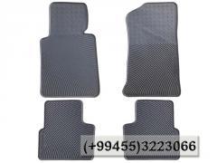 BMW 3 silikon ayaqaltilar, Силиконовые коврики для BMW 3.