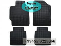 Toyota Camry üçün KİNG ayaqaltiları, Коврики KİNG для Toyota Camry.