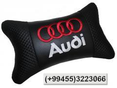Audi üçün  boyun yastıqları, Подушки для Audi .