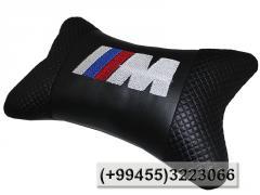 BMW üçün M boyun yastıqları, Подушки M для BMW.