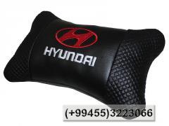 Hyundai üçün boyun yastıqları, Подушки для Hyundai.
