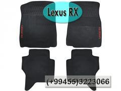Lexus RX silikon ayaqaltilar ,Силиконовые коврики для Lexus RX.