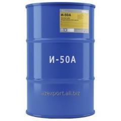 I-50A endüstriyel yağ