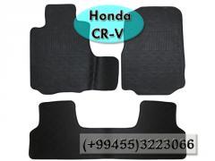 Honda CRV üçün silikon ayaqaltilar, Силиконовые коврики для Honda CRV.