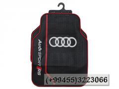 Audi  üçün universal ayaqaltilar,  Универсальные коврики для Audi.