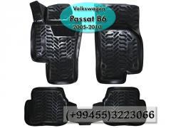 Volkswagen Passat B6 2005-2010 və hər növ avtomobil üçün poliuretan ayaqaltilar,Полиуретановые коврики для Volkswagen Passat B6 2005-2010 и всех видов авто.