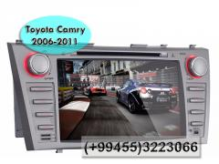Toyota Camry 2006-2011 üçün  DVD-monitor,DVD-монитор для Toyota Camry 2006-2011.