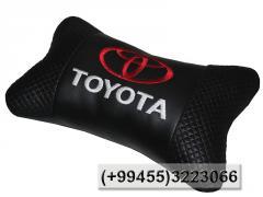 Toyota  üçün boyun yastıqları, Подушки для Toyota.