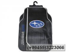 Subaru  üçün universal ayaqaltilar, Универсальные коврики для Subaru.