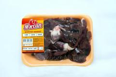 FROZEN CHICKEN LIVER (IN CONTAINER)