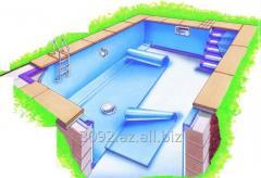 Pool PVC membran Liner