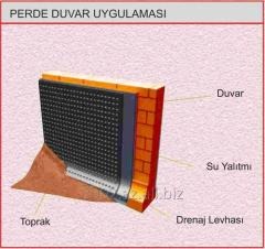 Drainage coverings